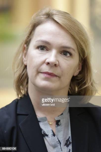 Allianz für Fortschritt und Aufbruch / Programm Landtagswahlen und aktuelle Themen Foto Generalsekretärin Ulrike Trebesius