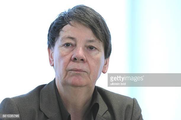 Thema Umsetzung des 7 EUUmweltaktionsprogramm Foto Umweltministerin Barbara Hendricks