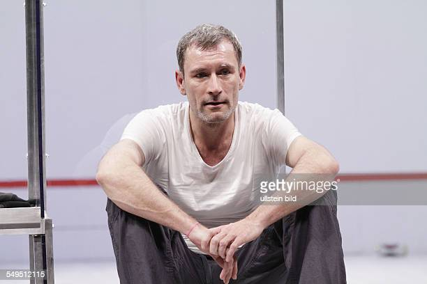 'Betrayal' by Harold Pinter actor Heikko Deutschmann as Jerry