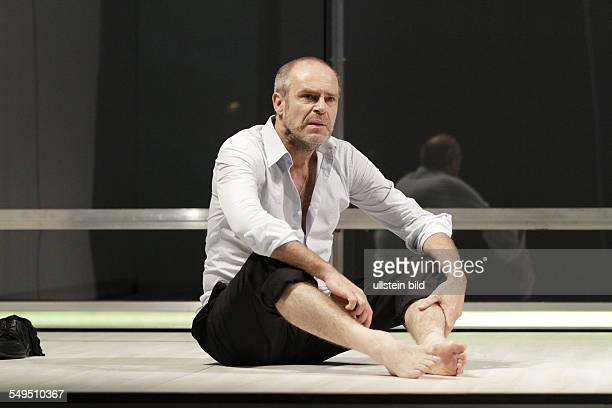 'Betrayal' by Harold Pinter actor Peter Kremer as Robert