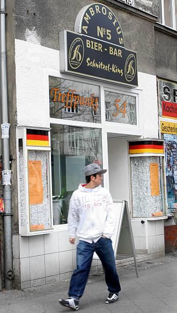 Berlin Restaurant Treffpunkt 54 In Der Sonnenallee Neukoelln