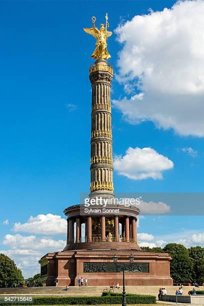 Berlin, Siegessaule Monument