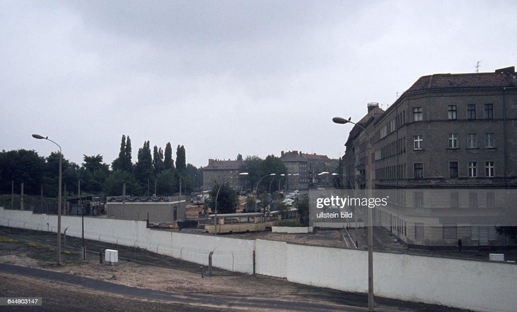 Berliner Mauer : Foto jornalística