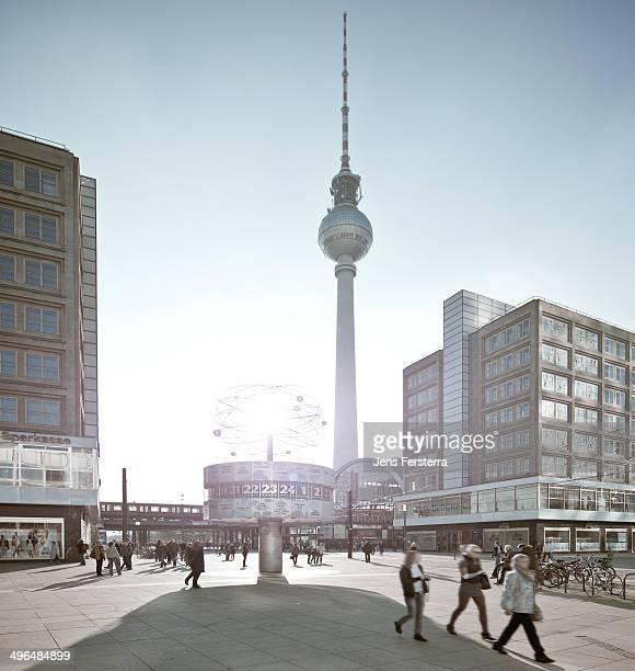 Berlin Streetlife scene,