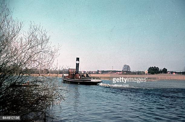 Berlin - Teltow-Kanal - 1941