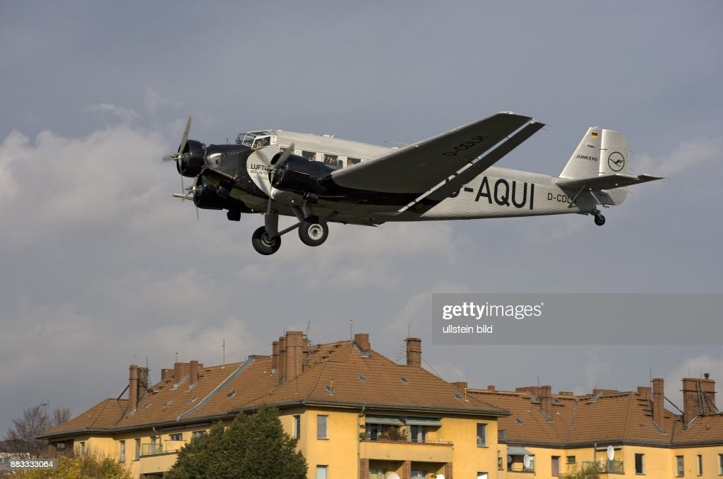 Semi-Final - Junkers Ju 52 (Germany) vs Douglas Dakota & Lisunov ...