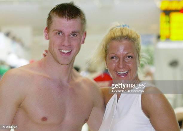 Berlin; Thomas RUPPRATH mit Ehefrau URTE
