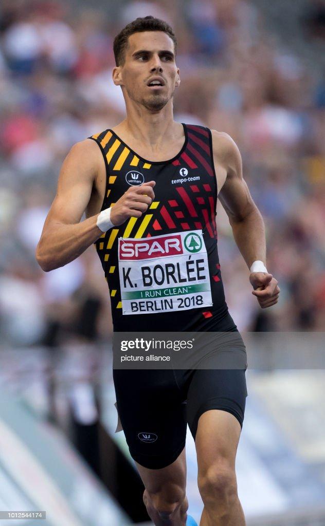 European Championships - Athletics : News Photo