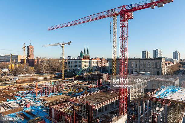 Berlin under construction