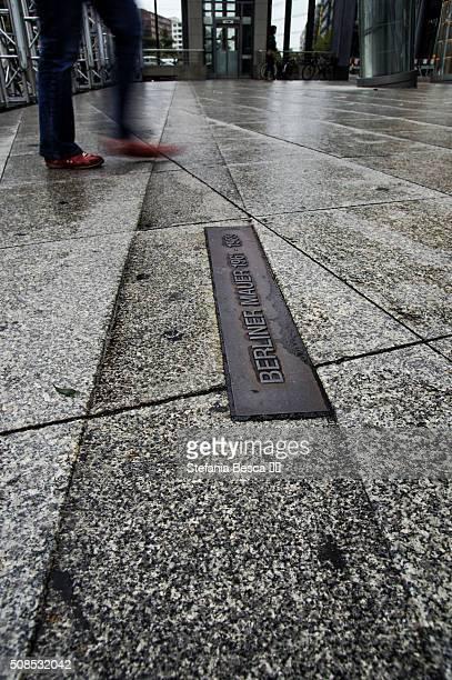 Berlin Wall Memorial near Potsdamer Platz