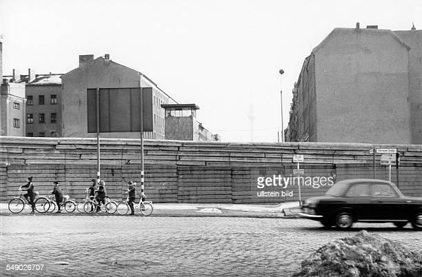 Mauer an der Bernauer Strasse