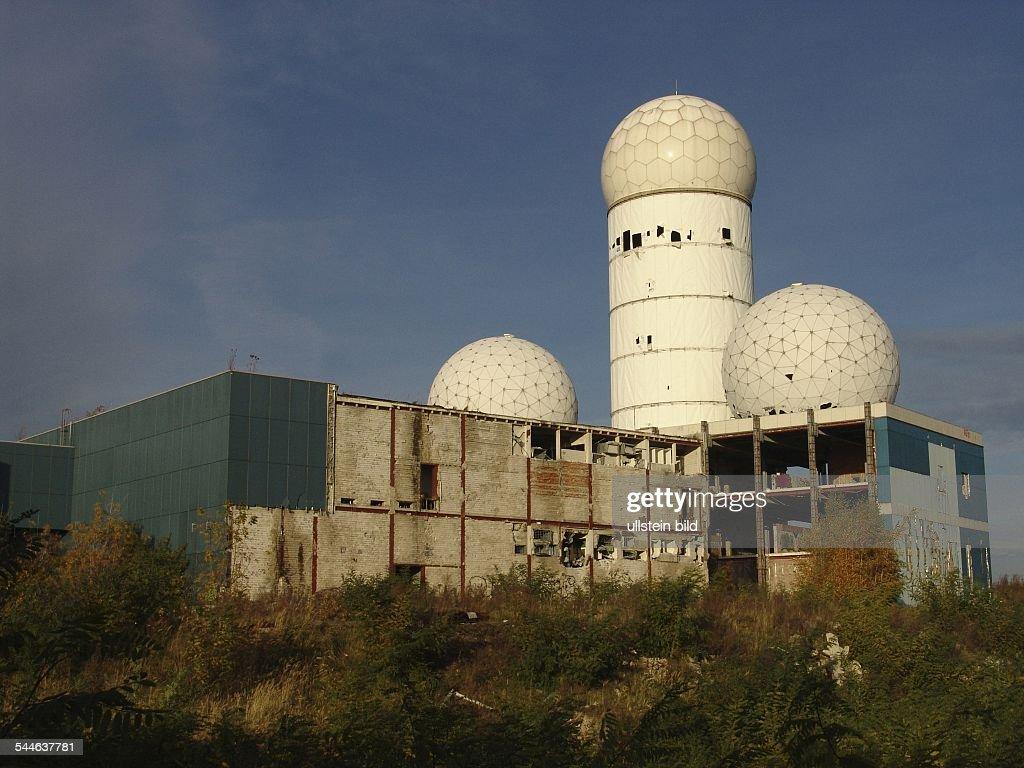 Luxuswohnungen Berlin berlin wilmersdorf die ehemalige radarstation der streitkräfte der