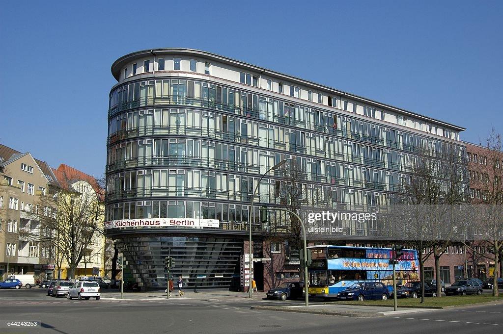 Das Küchenhaus berlin wilmersdorf gehag forum in der mecklenburgischen straße