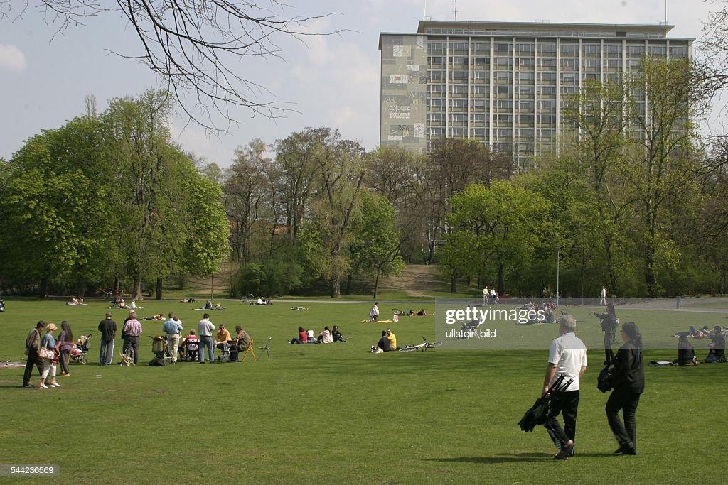 Preußenpark Berlin berlin pictures getty images