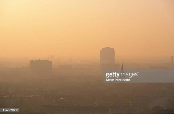 Berlin Wilmersdorf Smog