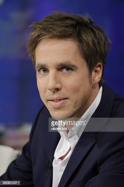Berlin ZDF PolitTalk Maybrit Illner Markus Feldenkirchen Schriftsteller