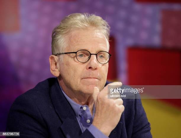 Berlin ZDF PolitTalk 'Maybrit_Illner' ThemaWie wird aus Wut Politik maybrit illner spezial FotoDaniel CohnBendit Publizist ehem EuropaAbgeordneter