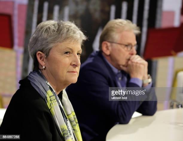 Berlin ZDF PolitTalk 'Maybrit_Illner' ThemaWie wird aus Wut Politik maybrit illner spezial FotoGisela Stuart deutschstämmige LabourAbgeordnete...