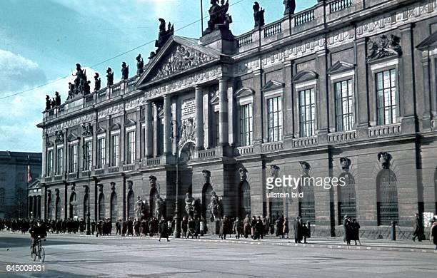 Berlin Zeughaus Unter den Linden 1939