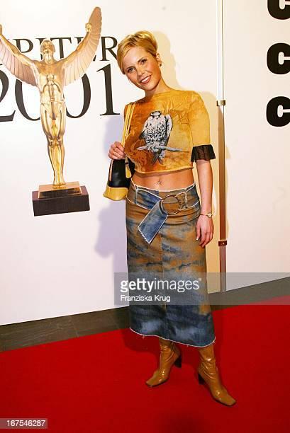 """Gina Wild Bei Der """"Jupiter"""" Verleihung Von Cinema In Der Kongresshalle Am Alexanderplatz Am 150202"""