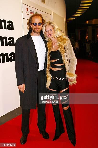 Schauspieler Jochen Horst Und Freundin Tina Ciamperla Bei Der Jupiter Verleihung Von Cinema In Der Kongresshalle Am Alexanderplatz Am 150202