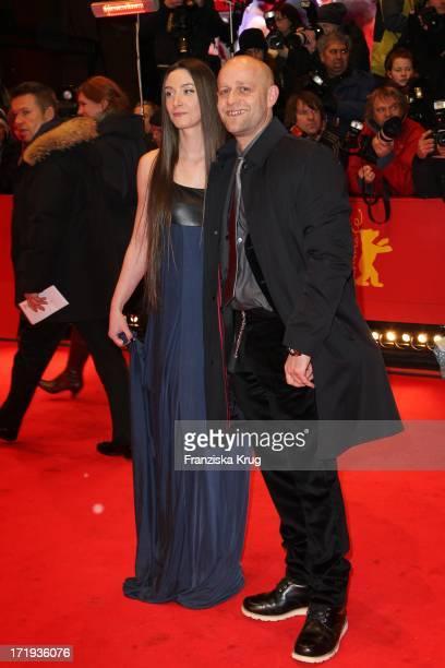 Jürgen Vogel Und Michelle Gornick Bei Der Premiere Des Eröffnungsfilms Farewell My Queen In Berlin