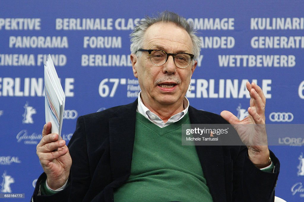 67th Berlinale International Film Festival Press Conference