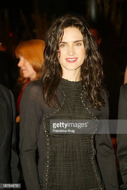 Jennifer Connelly Bei Premiere Von 'A Beautiful Mind' In Berlin Am 120202