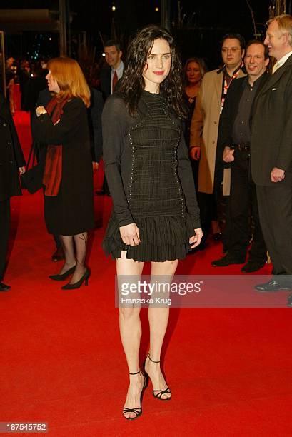 Jennifer Connelly Bei Premiere Von 'A Beautiful Mind' In Berlin Am 120202