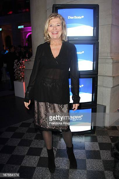 Jutta Speidel Bei Der Ard Blue Hour Opening Party Im Museum Für Kommunikation In Berlin