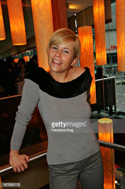 Michaela Schaffrath Alias Gina Wild Beim Pro7 Brunch Im Josty In Berlin