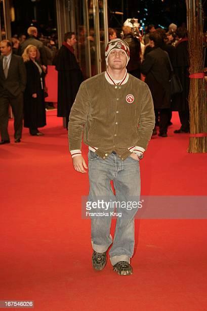 Schauspieler Jürgen Vogel Bei Premiere The Royal Tenenbaums
