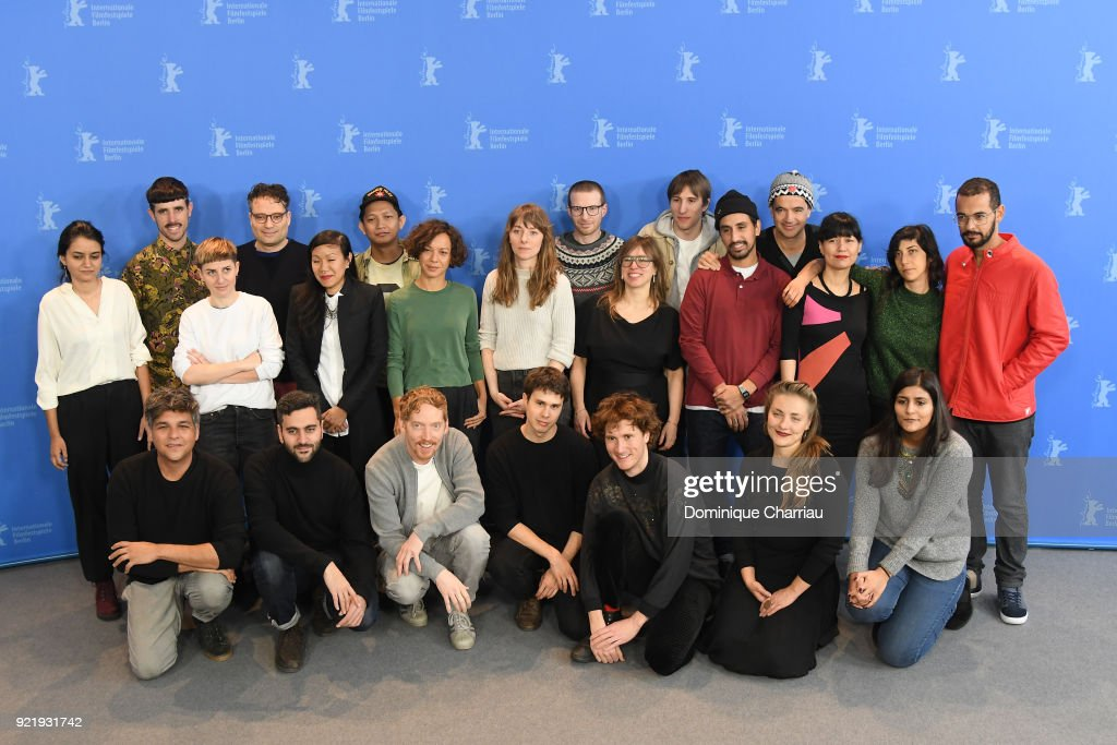 Berlinale Shorts Directors Photo Call - 68th Berlinale International Film Festival