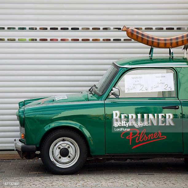 Berliner 産ピルスナービール車