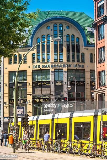 Berlins Bezirk Mitte Hackeschen Markt