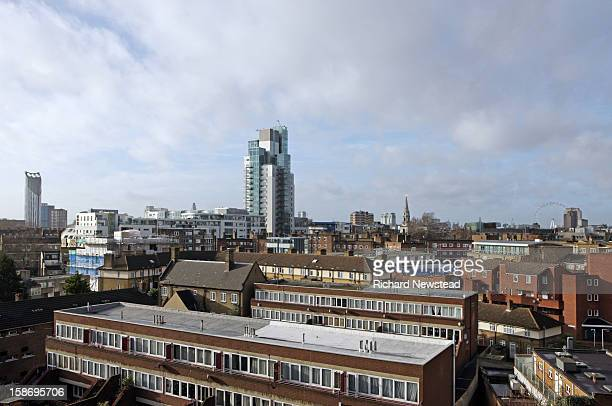 Bermondsey Rooftops