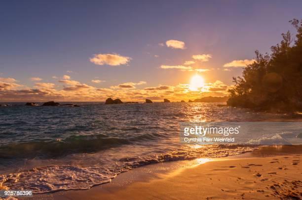 Bermudan Golden Hour
