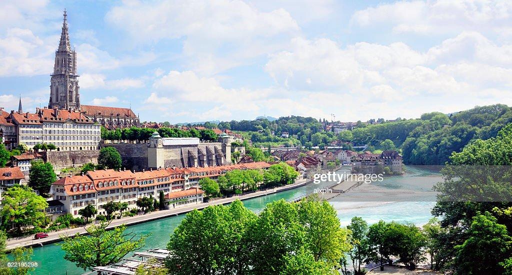 Bern Minster, Switzerland : Stock Photo