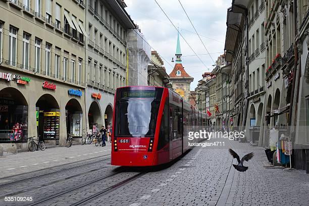 Bern Altstadt-Straßenbahn