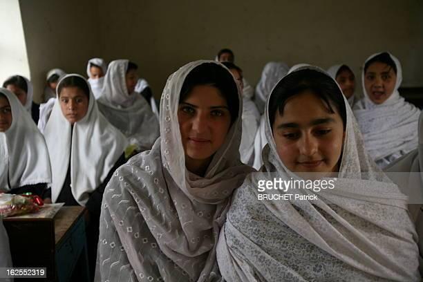 Bernadette Chirac Visit In Kabul Voyage de Bernadette CHIRAC à KABOUL pour inaugurer l'Institut médical français pour l'enfant projet auquel elle est...