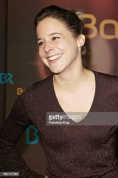 Bernadette Heerwagen Bei Der 32 Verleihung Des Bayerischen Filmpreises In München