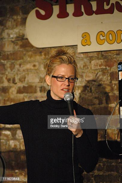 Bernadette Pauly during Bernadette Pauly Perfoms Stress Factory's Valentine Show - February 14, 2007 at Stress Factory in New Brunswick, New Jersey,...