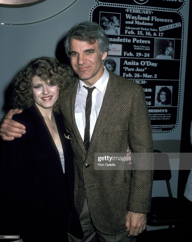 Bernadette peters opening photos and images getty images bernadette peters and steve martin during bernadette peters opening at backlot theater in los angeles mightylinksfo