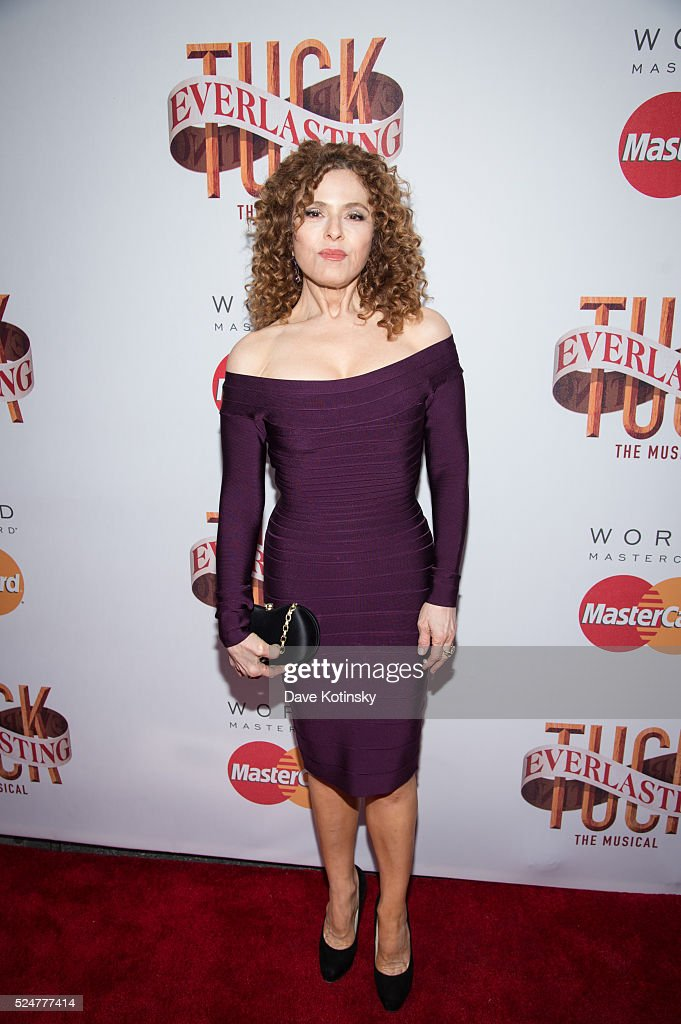 """Tuck Everlasting"" Broadway Opening Night - Arrivals & Curtain Call"