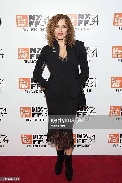 Bernadette Peters attends the 'A Quiet Passion' 'Neruda' Premieres during the 54th New York Film Festival at Alice Tully Hall Lincoln Center on...