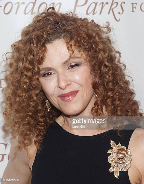 Bernadette Peters attends the Gordon Parks Foundation Awards Dinner at the Plaza Hotel in New York City �� LAN