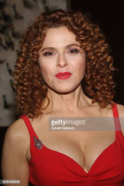 Bernadette Peters attends The Prostate Cancer Research Foundation Benefit Dinner on December 7 2016 in New York City