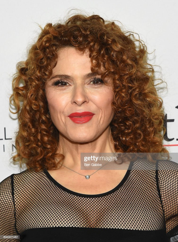 Bernadette Peters attends the 'The Good Fight' World Premiere at Jazz at Lincoln Center on February 8, 2017 in New York City.