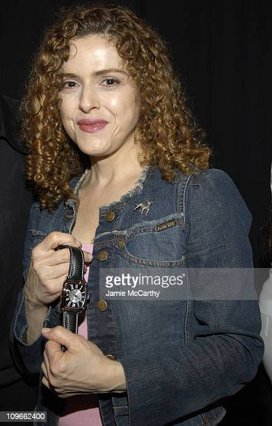 Bernadette Peters during 59th Annual Tony Awards On 3 Productions Gift Suite at Radio City Music Hall in New York City New York United States