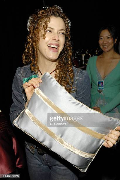 Bernadette Peters during 60th Annual Tony Awards - On 3 Productions Gift Suite at Radio City Music Hall in New York City, New York, United States.